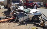 ۷ مصدوم و کشته در ۳ مورد سانحه رانندگی در محورهای مواصلاتی آذربایجان شرقی