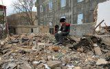 داستان سرما و زلزله زدگان بی سرپناه/ مناطق زلزله زده میانه و سراب در سراب بازسازی
