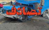 برخورد نیسان با مینیبوس در تبریز با ۱۲ کشته و زخمی