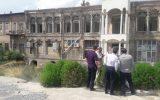 خانه تاریخی فتحالهاُف تبریز در مسیر احیا