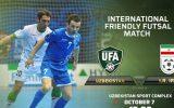 ترکیب تیم ملی فوتسال ازبکستان برای دیدار با ایران اعلام شد+عکس