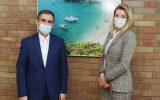 روابط تهران و زاگرب در حوزه گردشگری و ورزش توسعه مییابد